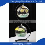 China Wholesale Low Price Eco-Friendly Transparent Mirror Glass Vase