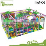 2014 candy theme small kids plastic indoor playground