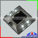 solar power led road light, road stud led aluminum light for traffic safety and night sign