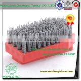frankfurt steel wire brush for stone grinding,stainless steel wire brushes for artificial stone processing