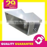 Custom Steel Base Weldments Sheet Metal Fabrication Parts
