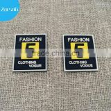 garment label woven patches brand patch