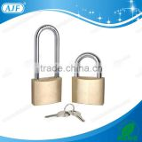 AJF 40MM high quality and security brass padlock normal shackle or long shackle
