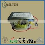 Free samples 2-year warranty PCB mounting chassis mount EI Small size 12V transformer 8W