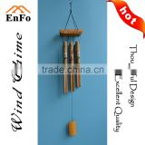 Butterfly Painting Bamboo Wind chime