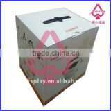 Electronic device package box