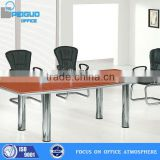 PG-9D-24A,Newest Peiguo conference table,chairs with tables attached,modern design new center table