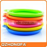 2015 Manufacture Collapsible Silicone Dog Bowls                                                                         Quality Choice