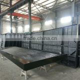 Widely used in ore screen shaking table shaving bed