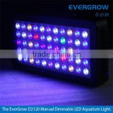Best Sale Color 120w Led Coral Reef Light, Dimmable 120w Led Aquarium Lights for Saltwater Reef Tank
