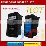 PG 810 CL 811 Recycle Printer Ink Cartridge                                                                                                         Supplier's Choice