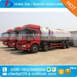 LPG gas tank truck lpg bobtail truck for sale                                                                                                         Supplier's Choice