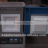 "Best selling 200x200x200mm (8""x8""x8"") laboratory bench top furnace up to 1400C"
