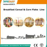 Industrial Food Dryer Machine/High Capacity Breakfast Cereal Corn Flakes Processing Line