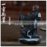 Small sleeping baby buddha Incense Burner ,ceramic incense burner