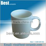 bulk blabk white ceramic coffee mugs low price                                                                         Quality Choice