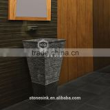 Wholesale bathroom granite washing basin