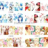 2015 girls decals/nail sticker/nail art stickers wholesale
