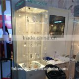 Fashion led lighting for display cases for jewelry, jewelry display cases wholesale