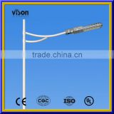 LED street light CCTV pole ISO9001