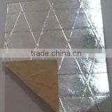 aluminium foil roll roof heat insulation material/aluminium foil insulation roll for pipe line