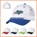 2016 Promotional Baseball Cap Custom Imprint Logo Hat Black Polyester Leisure Sports Cap