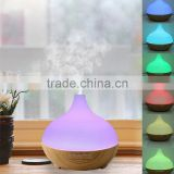 Home Use Light Wood Grain 300ml 14W Can Be Timed Air Aroma Diffuser