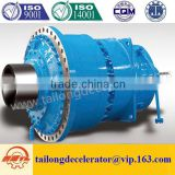 RPG36 High speed tailong decelerator transmission gearbox reducer for cement roller press