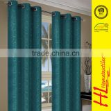 HLHT welcome OEM sunscreen fabric blackout window curtain