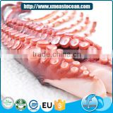 Wholesale fresh frozen boiled octopus tentacle/leg for Japanese food