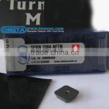 Inquiry about Cutting tools laminas carbide insert milling tool