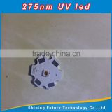 254nm uvc lamp uv germicidal 275nm uv led for Sterilizing                                                                         Quality Choice