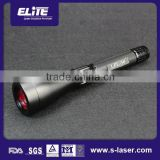 2014 Far irradiation distance compact long life laser flashlight,diving powerful led flashlight
