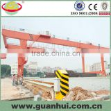 professional design gantry double beam electric power crane
