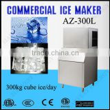 AZ 300L Hot sale pellet ice maker/Commercial Pellet Ice maker(300kg/day)