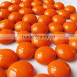 high quality deocrative glass beads manufacturer who produce glass beads in virous colors and shapes
