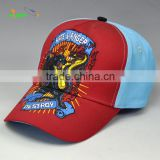 Hot selling racing cap with top quality embroidered polo hat baseball cap captain sailor caps hats