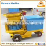 Pulp Shooting Machine/concrete injector cement machine/concrete mortar powder throwing jet machine