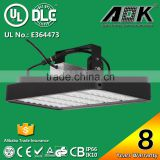 With 8 years Warranty IP65 UL DLC CE RoHS Listed 200w LED Low Bay Light