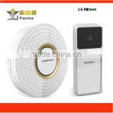 New product 110v-220v wireless doorbell bird singing and dog barking wireless doorbell door chime water proof IP55