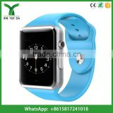 Hot wholesale for apple smart watch android phone single sim card