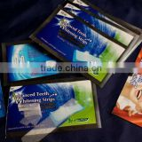 Teeth Whitening Strip New Package With Instruction and Shade Guide,Gel Strip,Better Price