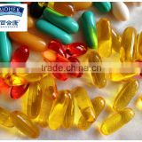 Body building material Health food halal certificated fish oil softgel capsule china supplier