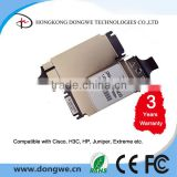 WS-G5484 1000BASE-SX GBIC transceiver module for Multimode Fiber (MMF), 850-nm wavelength