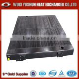 Gold supplier of plate and bar fin china aluminum heavy duty truck oil cooler