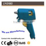 Factory Direct Sale Druable 10W 230V Hot Melt Glue Gun with CE Certification