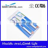 Plastic tongue scraper oral care dental products tongue cleaner