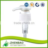 Factory directly wholesale liquid soap dispenser plastic lotion pump for cosmetic24/410 from Zhenbao factory