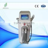 low price professional shr ipl rf e-light High energy Laser hair removal new model with CE