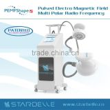 Pulsed Electro Magnetic Field Body Slimming Cellulite Removal Beauty Equipment-PEMF Shape II